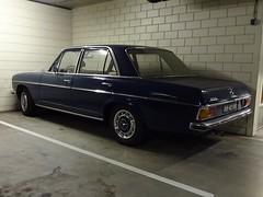 1972 Mercedes-Benz 200 (Skitmeister) Tags: ah4208 car auto pkw voiture carspot skitmeister nederland netherlands holland