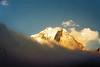 . (Careless Edition) Tags: photograph film nepal himalaya nature landscape amadablam dingboche sunset photography