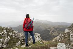 Sul crinale tra il Pedone ed il Prana (Luca Rodriguez) Tags: pedone prana lucarodriguez metato apuane alpiapuane camaiore versilia toscana tuscany montagna mountain trekking hiking