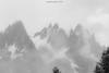 Voile de Brume sur les Aiguilles (Frédéric Fossard) Tags: mountain sky fog landscape monochrome noiretblanc blackandwhite alpes hautesavoie aiguillesdechamonix massifdumontblanc glacier hautemontagne cimes crêtes arêtes aiguillesrocheuses mountainridge mountainrange peaks neige snow nuages clouds