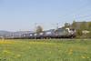 BLS Re 475 415 Sissach (BL). Rotterdam-Melzo service. (daveymills31294) Tags: bls re 475 415 sissach baureihe cargo siemens vectron melzo