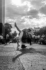 Street Photography in Mexico City (Frederik Trovatten) Tags: mexico dance jive dancers dancing couple sunset bnw black blackandwhite blackandwhitephotography white streetphotography street streetphoto streets couples relationship portrait portraits noir monochrome monochromatic fuji fujifilm x100f