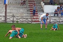 Greece, Central Macedonia, Sochos, 12 Apostles Oil Wrestling Feast (pre-teen boys & girls categories) (Macedonia Travel & News) Tags: northerngreece centralmacedonia greece sochoscommunity 12apostlesoilwrestlingfeast 2018oilwrestlingcompetition wrestlers folkmusicians πανηγυρισoχου2018 σταδιο μενελαοσβασιλικοσ 12αποστολοι αγωνεσπαλησ πεχλιβανησ πεχλιβανηδεσ κιουσπετια drumszurnas drum zurna νταουλιαζουρναδεσ ζουρναστυμπανο macedonia macedonian greek culture vergina sun thessaloniki orthodox hellenic republic prilep tetovo bitola kumanovo veles gostivar strumica stip struga negotino kavadarsi gevgelija skopje debar matka ohrid mavrovo heraclea lyncestis history alexandergreat philipmacedon nato eu fifa uefa un fiba macedoniagreece makedonia macedoniatimeless macédoine mazedonien македонија travel македонски македонци μακεδονια ελλαδα