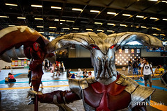Japan Expo 2018 1erjour-142 (Flashouilleur Fou) Tags: japan expo 2018 parc des expositions de parisnord villepinte cosplay cospleurs cosplayeuses cosplayers française français européen européenne deguisement costumes montage effet speciaux fx flashouilleurfou flashouilleur fou manga manhwa animes animations oav ova bd comics marvel dc image valiant disney warner bros 20th century fox féee princesse princess sailor moon sailormoon worrior steampunk demon oni monster montre