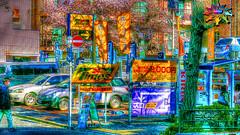 Tokyo=709 (tiokliaw) Tags: aplusphoto blinkagain colours discovery explore flickraward greatshot highquality inyoureyes joyride outdoor perspective recreaction scenery thebestofday wonderful hdr