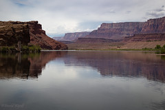 Lees Ferry / Arizona (Harold Wycoff) Tags: nature desert color rocks landscape geology mesa arizona reflections