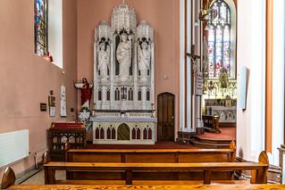 ST. JOHN'S CHURCH PARNELL STREET WATERFORD [Католическа църква на Уотърфорд]--142592