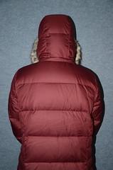 Coat (Warm Clothes Fetish) Tags: maid salve sweat torture hijab niqab apron coat fur boots winter warm hot girl