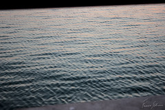 Ripples (f.bigslave) Tags: dawn sea morning early red sun boats pier light water clouds glow halo lighthouse canon eos 600d 18 55 efs tramonto barca cielo mare oceano acqua spiaggia south italy bari homeland hometown peace calm stillness clarity tranquillity