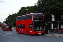 Stagecoach London 11054 (YY18THG) on Route 474 (hassaanhc) Tags: stagecoachgroup stagecoachlondon stagecoach alexander dennis adl enviro enviro400 e400 enviro400mmc e400mmc