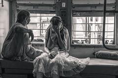 Varanasi (mcmessner) Tags: asia fineart india station streetphotography train trainstation travel travelphotography uttarpradesh varanasi
