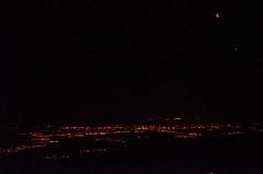 L'éclipse (27 Juillet 2018) (Philippe Haumesser Photographies (+ 6000 000 view)) Tags: night city sky eclipse lune moon mars planète planet mulhouse alsace elsass france hautrhin 68 nikond7000 nikon d7000 teflex 2018