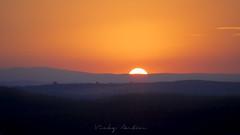 Atardecer en Albentosa. Comarca Gúdar-Javalambre, Teruel. (:) vicky) Tags: atardecer spain sol sunset montaña albentosa comarca gúdarjavalambre teruel