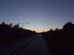 P8041077 (Asansvarld) Tags: örbyleden bandhagen stockholm sweden sverige summer sommar olympusomdem5 microfourthirds olympusmzuikodigitaled915mmf4056 night kväll sunset solnedgång