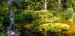 Bern/Schweiz 20. Juni 2018 (karlheinz klingbeil) Tags: pond bern wasser statue schweiz teich water switzerland city sculpture panorama skulptur suisse stadt ch