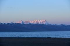 Lake Namtso and Nyenchen Tanghla Mountains, Tibet  (48) (Prof. Mortel) Tags: tibet lake namtso