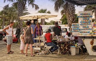 Souvenier Painting - Curacao