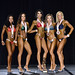 Bikini Masters 4th Kowalchuk 2nd Desnoyers 1st Sidhu 3rd Calvert 5th Campbell