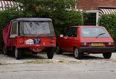 FD-05-VZ (azu250) Tags: circuit zandvoort autoweek nationale oldtimerdag 2018 1978 oldtimer festival classic car peugeoet 104 zs mehari citroen