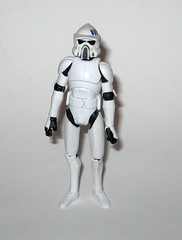 arf trooper star wars the clone wars cw18 blue black packaging basic action figures 2010 hasbro 3e (tjparkside) Tags: arf trooper troopers star wars clone blue black packaging card cardback cw18 cw 18 2010 hasbro basic action figure figures soldier republic army display stand base galactic battle game advanced reconaissance fighter fighters atrt rt all terrain recon transport blaster pistol rifle weapon weapons chaingun projectile missile tcw