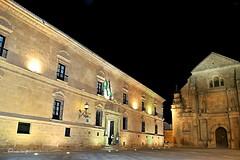 El Renacimiento andaluz (Anavicor) Tags: architecture arquitectura renaissance renacimiento úbeda jaén andalucía españa spain andrésdevandelvira nocturno night noche nikon d5300 tamron16300mm