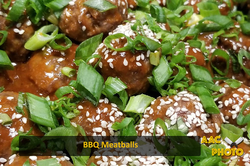 "BBQ Meatballs • <a style=""font-size:0.8em;"" href=""http://www.flickr.com/photos/159796538@N03/42886122915/"" target=""_blank"">View on Flickr</a>"