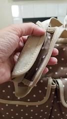 Baby Lovess Diaper Bag - Khaki Polka Dots (DSSCCoach) Tags: baby lovess diaper bag khaki polka dots