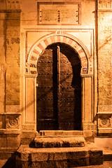 Royal Entrance to Sulaymaniyah School (andryn2006) Tags: tunis tunisia medina tn