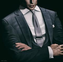 I'm Not A Saint (Jos Loll) Tags: suit saint