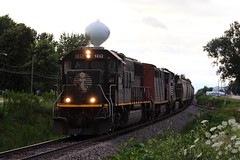 IC 1032 Take 2 (CC 8039) Tags: ic cn ns cc trains sd70 c408m ac44cw c449w lena illinois
