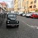 Classic Fiat Van