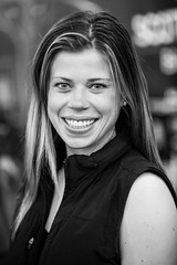 Kate Westerhout, Silicon Valley Comic Con, 2016 (Thomas Hawk) Tags: america california comiccon comicconsiliconvalley conventioncenter katewesterhout svcc svcc2016 sanjose sanjoseconventioncenter santaclaracounty siliconvalleycomiccon usa unitedstates unitedstatesofamerica bw fav10
