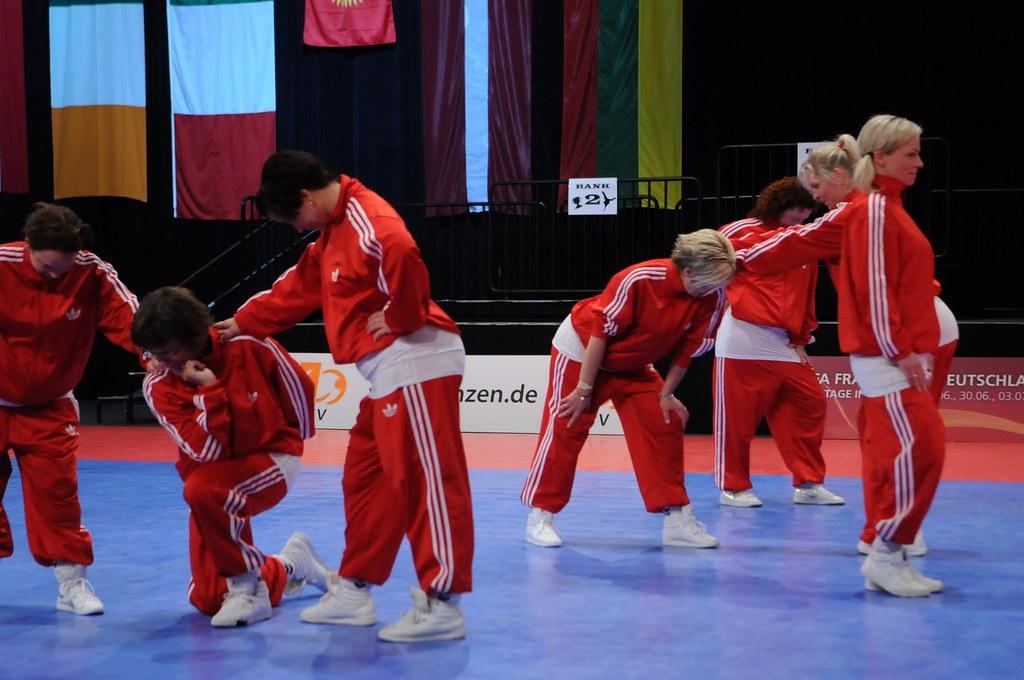 VM 2010 - Bochum Formation