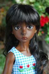 Jasmine again (Little little mouse) Tags: dollstown ganga jasmine dt7 tan bjd dollfie tanganga