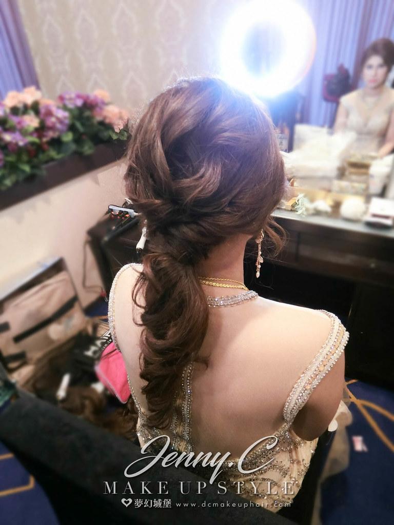 【新秘蓁妮】bride乃榕 訂婚造型 / 崇德大和屋婚宴會館