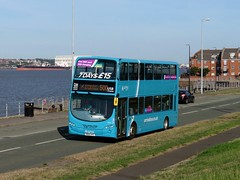 Arriva Merseyside 4444 Liverpool (transportofdelight) Tags: arriva merseyside 4444 mx61ayc liverpool
