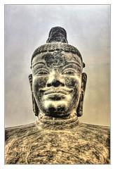 Da Nang VN - Museum of Cham Sculpture Lord Shiva (Daniel Mennerich) Tags: danang champa vietnam canon dslr eos hdr hdri spiegelreflexkamera slr