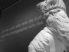 The Photographer Who Lies (failing_angel) Tags: 010518 london camdenborough bloomsbury britishmuseum museum rodin rodinandtheartofancientgreece sculpture augusterodin pheidias parthenon