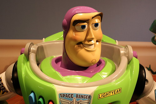"""Buzz Lightyear: The Science Behind Pixar exhibition • <a style=""""font-size:0.8em;"""" href=""""http://www.flickr.com/photos/28558260@N04/43164777494/"""" target=""""_blank"""">View on Flickr</a>"""