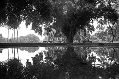Reflections (Rk Rao) Tags: bw blackandwhite texture reflections shadow abstract monochrome places people fineart fineartphotography art artistic travel incredibleindia beauty design friends naturallight rkrao radhakrishnaraoartist rkclicks newdelhi delhi india