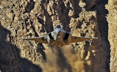 CANYON (Dafydd RJ Phillips) Tags: 323 tes f35 f35a lightning canyon rainbow death valley jedi transition low level dutch netherlands royal air force afb edwards california panamint usa united states america