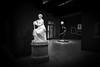 Unrequited Joy (Gary Allman) Tags: sappho fujifilmxe3 crystalbridges blackandwhite sculpture thebubble gsa