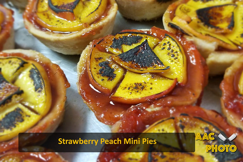 """Strawberry Peach Pies • <a style=""""font-size:0.8em;"""" href=""""http://www.flickr.com/photos/159796538@N03/43465230982/"""" target=""""_blank"""">View on Flickr</a>"""