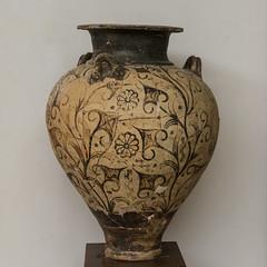 "Mycenaean Greece - VIII: The Palatial Style (Egisto Sani) Tags: hora lh ""palatial ""palace ""stile tardo ellenico"" ""mycenaean pottery"" ""pithoid jar"" ""ceramica micenea"" ""greek art"" ""arte greca"" ceramic"" vases"" ceramica ""vasi greci"" vogeras messenia chora ""archaeological museum"" ""museo archeologico"" latehelladicstyle"