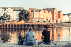 Exeter Quay (pm69photography.uk) Tags: exeter exeterquay foodfestival devon southwest sony sonya7r3 sonya7riii voigtlander voigtander40mm voigtlandernokton 40mm people street