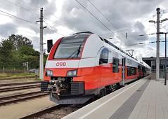 Gmünd NÖ 16.08.2017 (The STB) Tags: austrianrailways austria eisenbahnenvonösterreich österreich österreichischebundesbahnen bahn eisenbahn railway train oebb