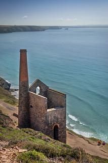Wheal Coates, St Agnes, Cornwall