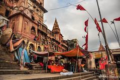 Varanasi, India (Ben Perek Photography) Tags: asia india varanasi ganga river ganges holy oldest city ghat pilgrims piligrim water amazing beautiful hindu hinduism interesting cultural culture