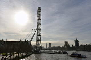 The London Eye (Millennium Wheel)  -  (Selected by GETTY IMAGES)
