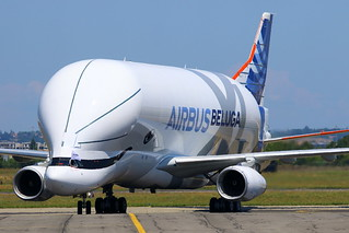 Airbus Transport International  Airbus A330-743L Beluga XL F-WBXL